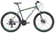 Велосипед Welt Ridge 1.0 HD 2019 matt dark grey/green (US:L)